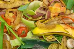 食品廃棄物をリサイクルしたい